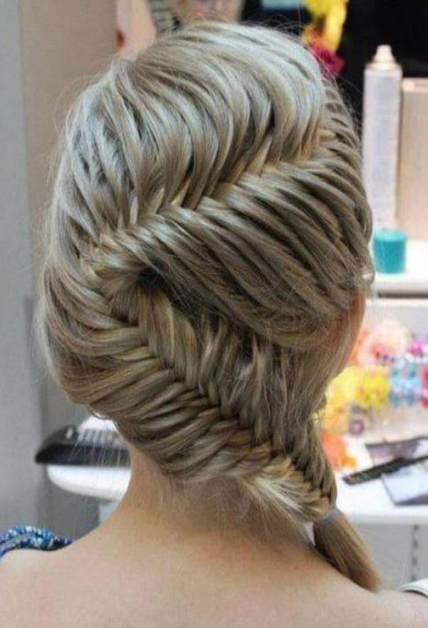Fishbone Braid Hairstyle Puzzles For Android Apk Download