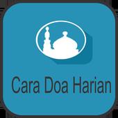 Cara Doa Harian icon