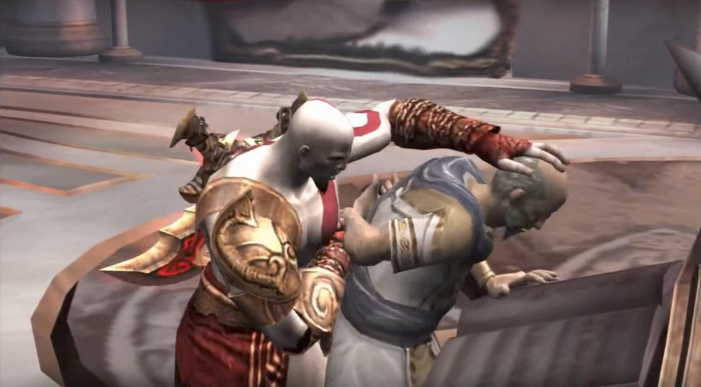 download save data god of war ppsspp android