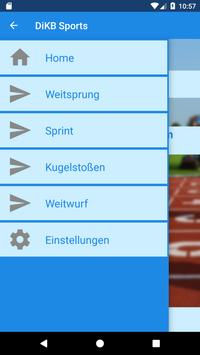 DiKB Sports screenshot 1