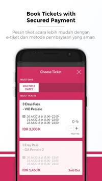 Goers - Activities Finder & Cinema Booking App apk screenshot
