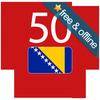 Learn Bosnian - 50 languages biểu tượng