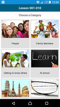 Learn Latvian - 50 languages screenshot 1