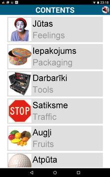 Learn Latvian - 50 languages screenshot 20