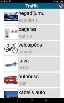 Learn Latvian - 50 languages screenshot 21
