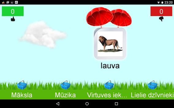 Learn Latvian - 50 languages screenshot 22