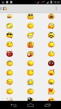 The Best Emoticons screenshot 2