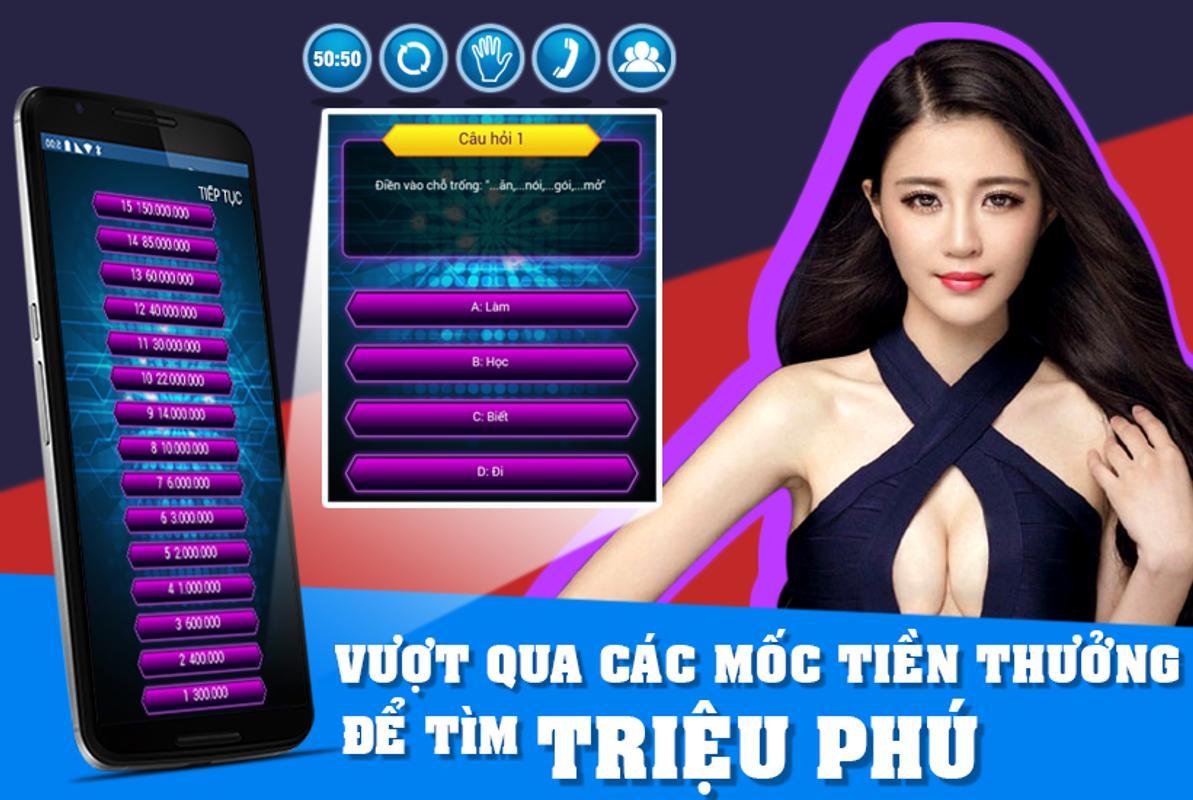 ... Ai La Trieu Phu 2016 screenshot 4 ...