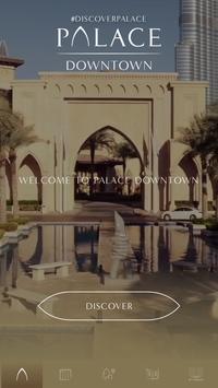 Palace Downtown Booking App screenshot 1