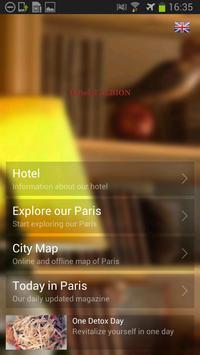 Hotel d'Albion screenshot 1