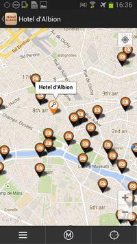 Hotel d'Albion screenshot 4