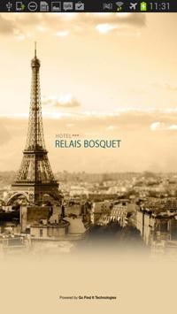 Hotel Relais Bosquet poster