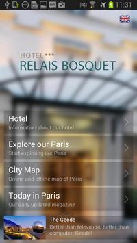 Hotel Relais Bosquet apk screenshot