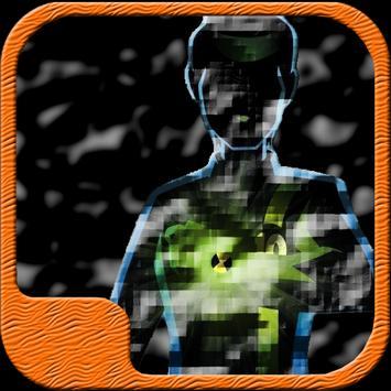 Craft Ben Link Games Alien poster