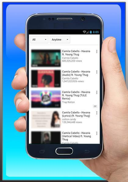 Camila Cabello - Never Be the Same 2018 for Android - APK