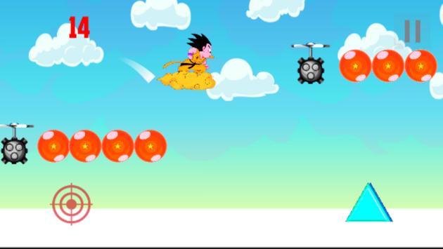Super Goku Flying Adventures poster