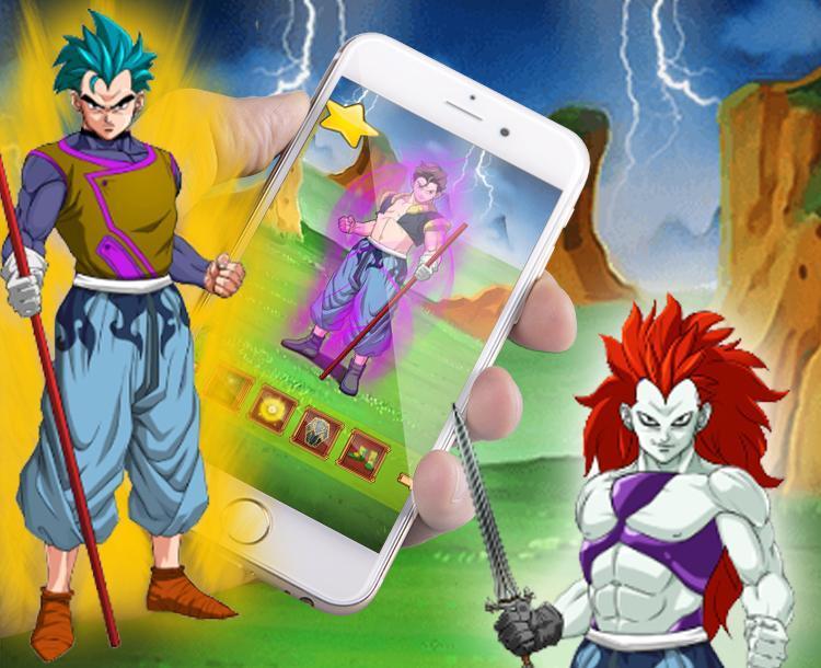 Goku Super Saiyan Dios Vestir For Android Apk Download