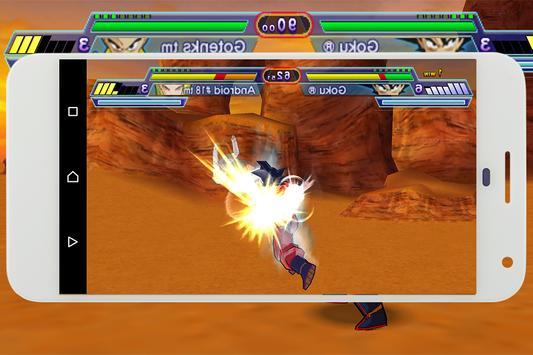 Goku Budokai : Bloody battle poster