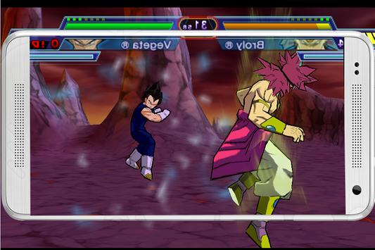 Goku Fierce Infinite World poster