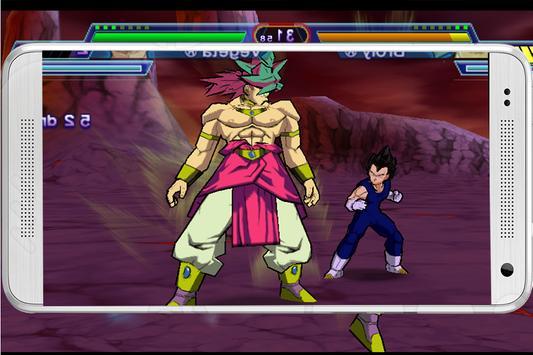 Goku Fierce Infinite World apk screenshot