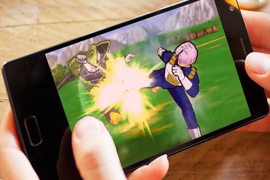Goku Ultimate Budokai Warrior apk screenshot
