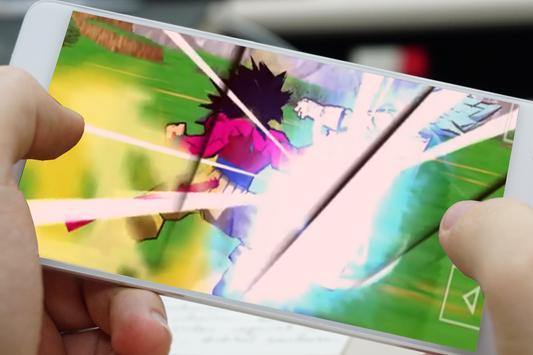 Goku Ultra Xenoverse Battle apk screenshot