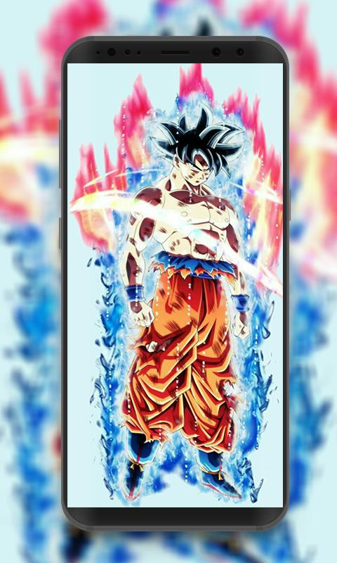 Dragon Ball Super Hd Wallpaper Goku Ultra Instinct For Android Apk Download