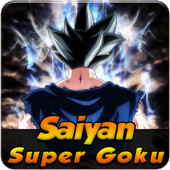 Super Goku Saiyan Fighter icon