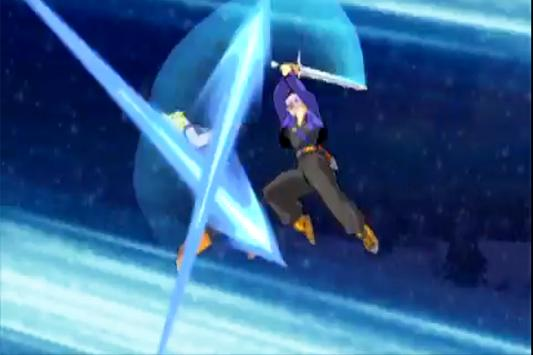 Goku vs Vegata Saiyan Fighting apk screenshot