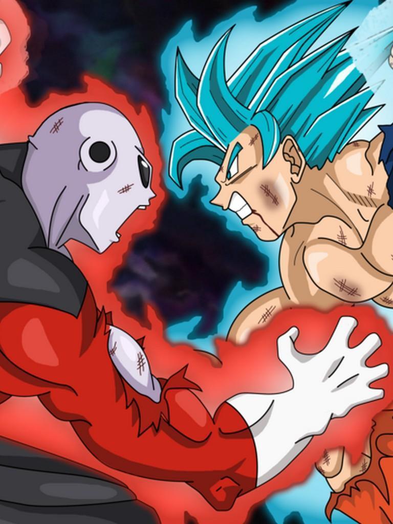 Goku Vs Jiren Wallpaper Hd For Android Apk Download