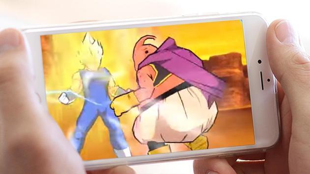 Super Goku: Saiyan Fighting screenshot 1