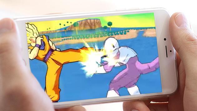 Super Goku: Saiyan Fighting screenshot 2