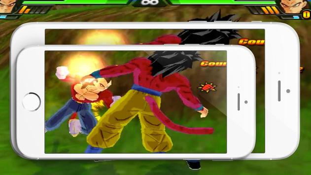 Goku Tenkaichi - Xenoverse War poster