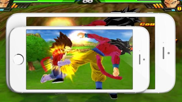 Goku Tenkaichi - Xenoverse War apk screenshot