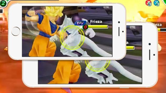 Goku - Frieza Saga Tenkaichi 2 apk screenshot