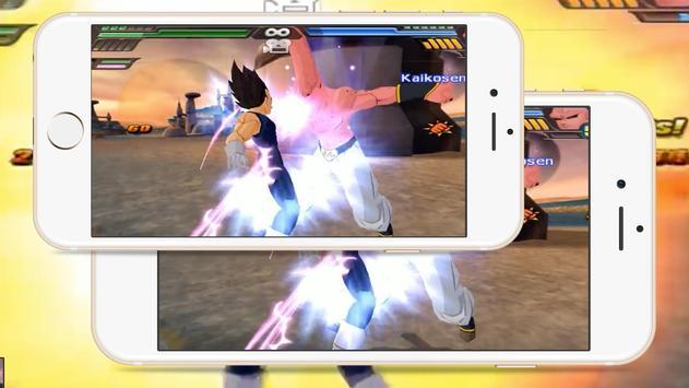 Vegeta Fighting: Tenkaichi War apk screenshot