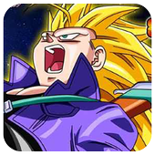 Saiyan Ultimate Xenoverse Fusion icon