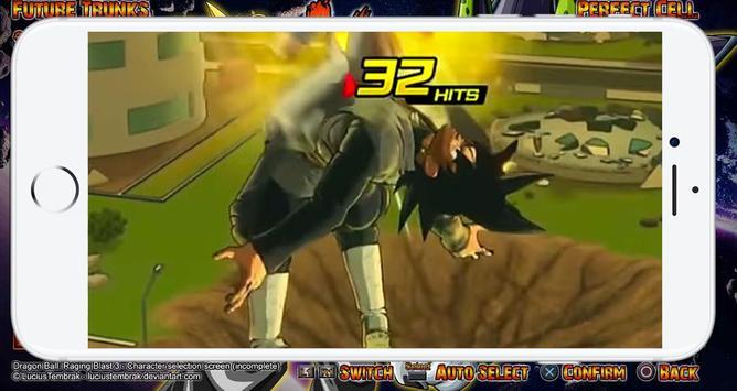 Saiyan Ultimate Xenoverse Fusion الملصق