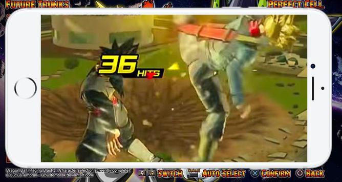 Saiyan Ultimate Xenoverse Fusion تصوير الشاشة 1