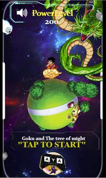 Goku and the Tree of Might poster