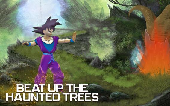 Hero Goku Saiyan Super Fighting Expert screenshot 4