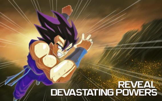 Hero Goku Saiyan Super Fighting Expert screenshot 5