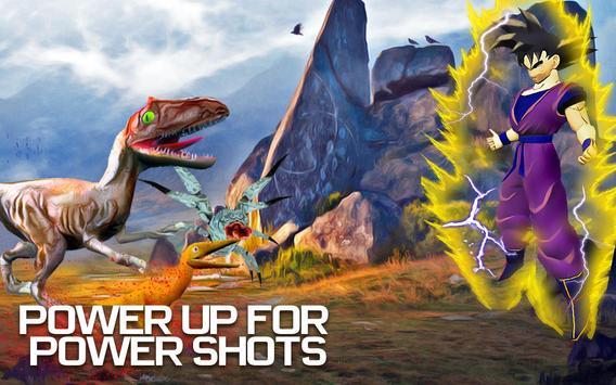 Hero Goku Saiyan Super Fighting Expert poster