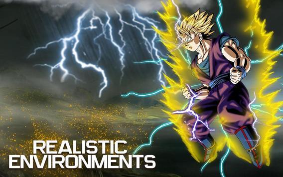 Hero Goku Saiyan Super Fighting Expert screenshot 1