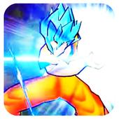 Goku Blue Super Saiyan icon
