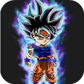 Goku Chibi Art Wallpaper icon
