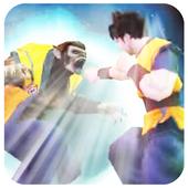 Goku Final Super Saiyan icon
