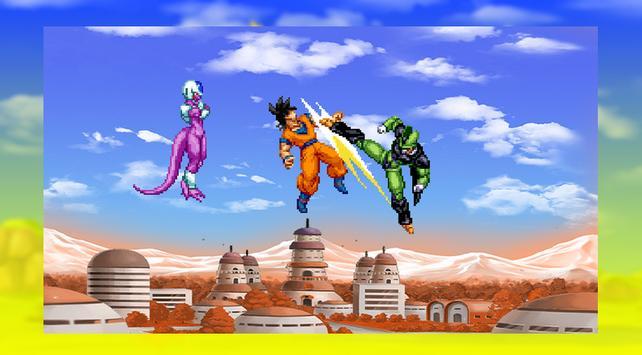 Goku Real Saiyan War screenshot 3