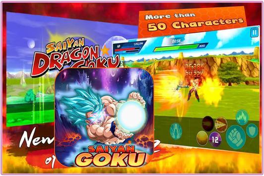 Super Saiyan Goku Fighting screenshot 1