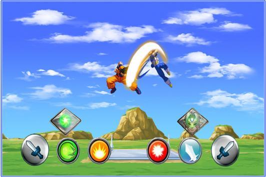 Super Saiyan Goku Fighting screenshot 6